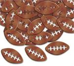 Football Confetti, Superbowl Party Confetti