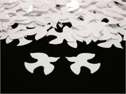 Dove Confetti White Doves