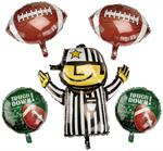 Football Themed Balloon Bundle