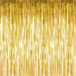 Gold Metallic Skirting