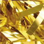 Metallic Gold ribbon confetti bulk (Pound) Elegant Gold