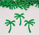 Green Palm Tree Confetti