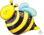 Happy Bumble Bee Balloon