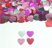 Assorted Heart Confetti Medley