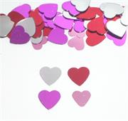 Large Heart Confetti Medley