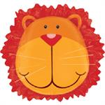 Fun Lion Balloon floats with helium