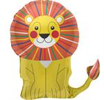 Large Lion Shaped Balloon
