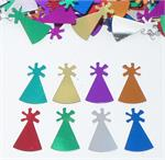 Metallic Party Hat Confetti