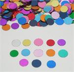 Multi Color Round Confetti