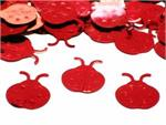 Red Lady Bug Confetti