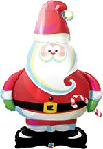 Large Santa Claus Balloon