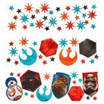 Star Wars Confetti The Force Awakens