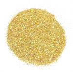 Super Fine Gold Prismatic Glitter