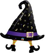 Witch Balloon Large Whimsical