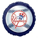 Yankees-Balloon-Baseball