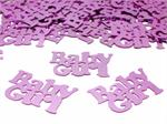 Pink Baby Girl Confetti